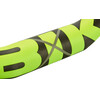 NS Bikes Monogram Plus Carbon - Manillar - Ø31,8mm verde/negro